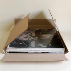 """12"""" LP Cruciform Multi Vinyl Record Mailer"""