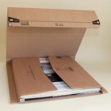 "12"" LP Easy Seal Multi Vinyl Record Mailer"