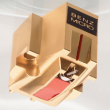 Benz Gold Stereo MC Cartridge