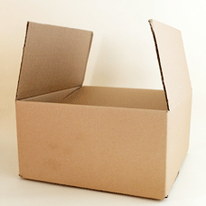 "Mailer Box for 50 12"" Vinyl LP Records"