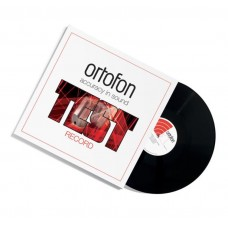Ortofon Hi-Fi Test Record