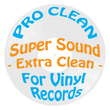 Professional Ultrasonic Vinyl Record Cleaning Service